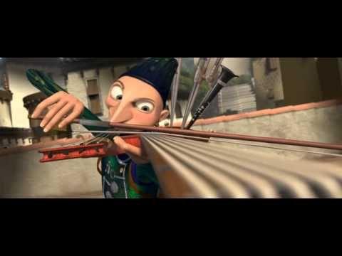COURTS METRAGES PIXAR 11 L'Homme orchestre - YouTube