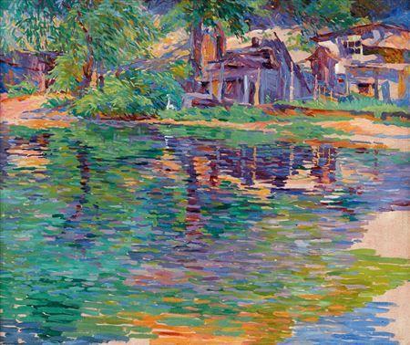 John Barnes - Artist, Fine Art Prices, Auction Records for John Barnes