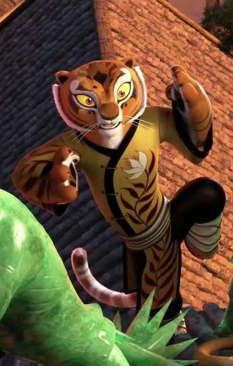 Master Tigress kung Fu Panda 3 by ARC-Trooper-DREW.deviantart.com on @DeviantArt