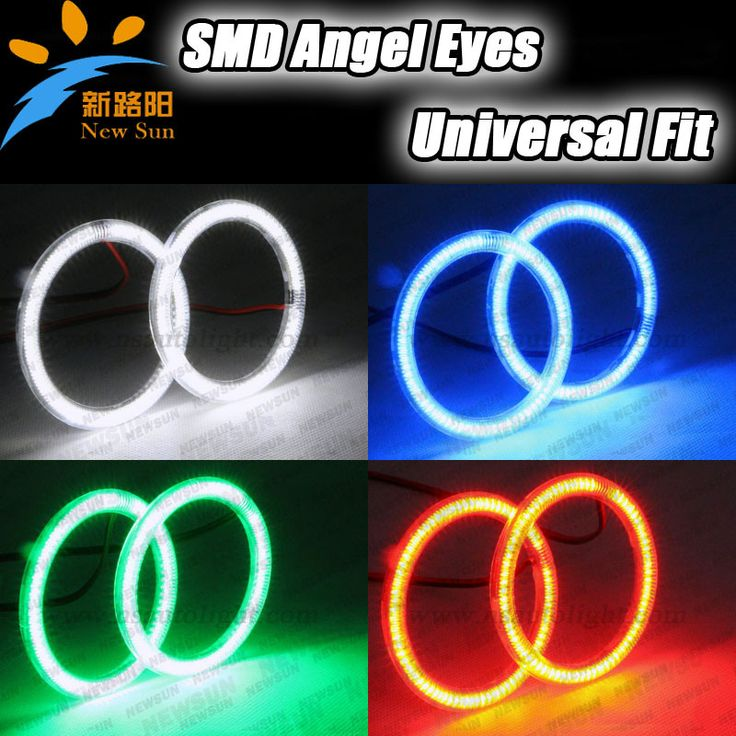 Cheap light zone, Buy Quality ring cross directly from China light sky blue color code Suppliers: 4pcs Car Led Light Angel Eyes, 3014 SMD LED halo Ring with cover, LED Ring for Auto Headlight 72mm 80mm 90mm 105mm 120mm