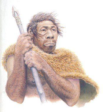 Tenían un cráneo alargado y amplio, baja estatura y complexión robusta, y nariz amplia de aletas prominentes.Un neandertal medio podía alcanzar unos 1,65 m, era de contextura pesada, dentadura prominente y musculatura robusta. Su estructura ósea no los hacía corredores de larga distancia, sí podían hacer cortas y rápidas carreras persecutorias o escapistas; eran sobre todo caminantes de largas distancias.La expectativa de vida  no sobrepasaba los 40 años en los hombres y 30 en las mujeres.