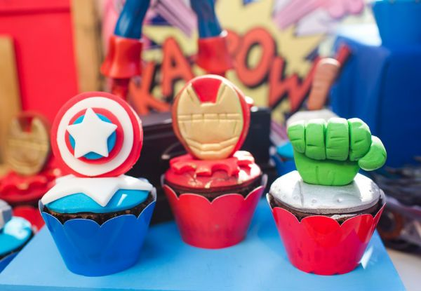 Festa Vingadores: 40 ideias incríveis para fazer uma comemoração com…