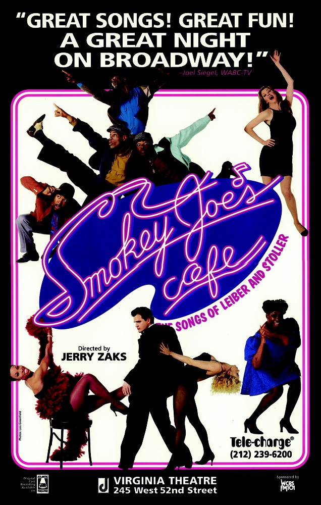 March 2, 1995 - SMOKEY JOE'S CAFE