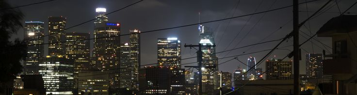 Despite not being finished the Wilshire Grand Tower is already changing the L.A. skyline.