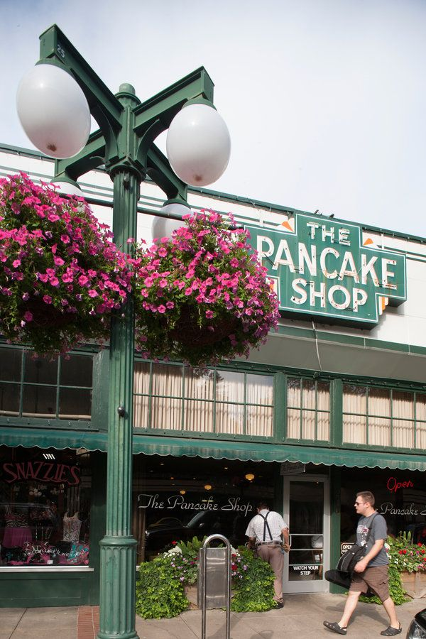 South's Best Breakfast: The Pancake Shop (Hot Springs, Arkansas)