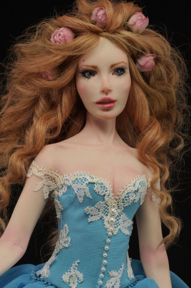 OOAK Breath of dreams – Inspiring Cinderella by Elettra Land IADR OOAKIT ADO in Dolls & Bears, Dolls, Art Dolls-OOAK   eBay