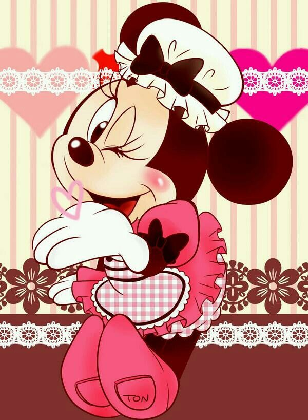 Minnie Mouse 💋💋