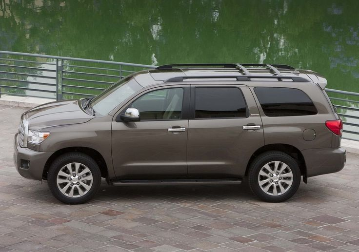 If we look back at the history of Toyota SUVs, you can see that the first full size SUV was Toyota Sequoia. It was and still is the largest SUV that Toyota Company ever made. The first model was made in the year 2000. The second generation was produced in 2008. Both generations were very ...