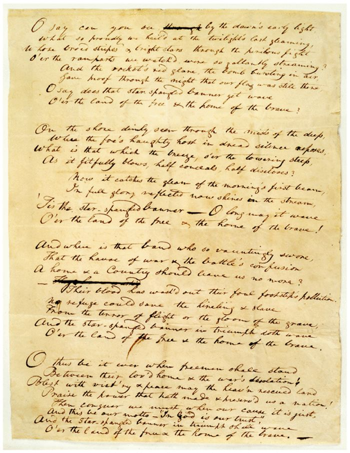 "Document Deep Dive: The Musical History of ""The Star-Spangled Banner"" 