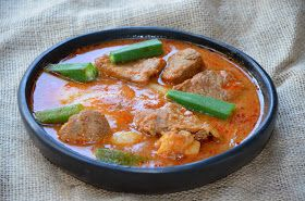 Ghanaian Mutton light soup recipe