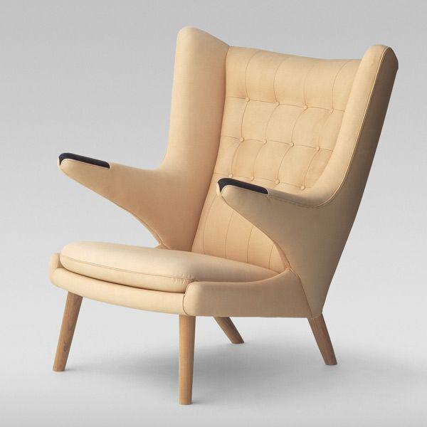 ハンス・ウェグナー / PP19 THE TEDDY BEAR Chair  (レザー)