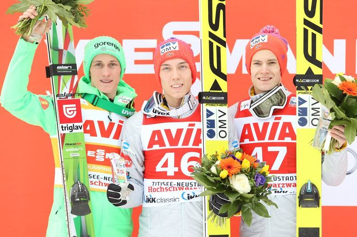 Congrats to Johann André Forfang  on your world cup win. #skijumping