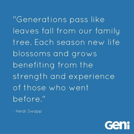 #genealogy #quotes