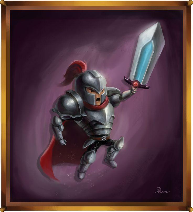 Rogue legacy - character