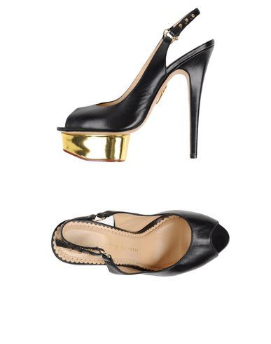 CHARLOTTE OLYMPIA Sandals. #charlotteolympia #shoes #sandals