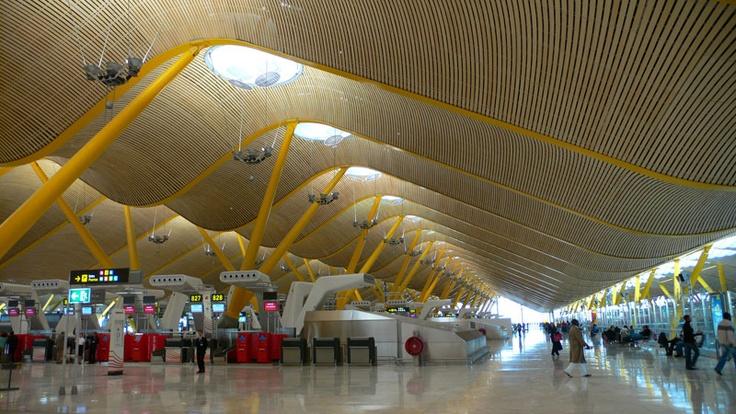 Aeropuerto de Barajas - Madrid - España