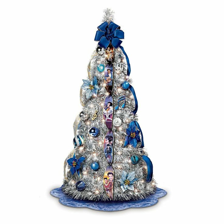 Pull Up Decorated Christmas Tree: 13 Best Everything Elvis Images On Pinterest