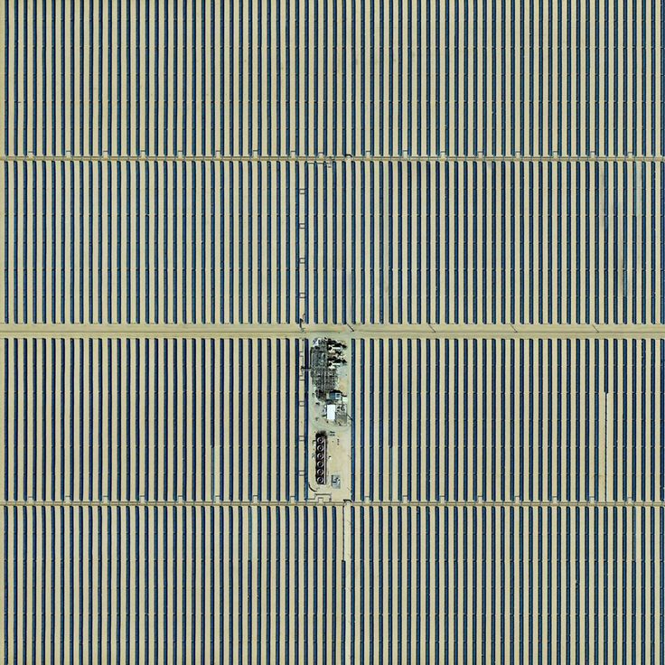 Abengoa Mojave Solar Project Hinkley California USA http://ift.tt/2AabmZC . http://ift.tt/1WCSb2p . Located 100 miles northeast of Los Angeles near Barstow California the Mojave Solar Project is a 280 MW gross parabolic trough plant. Construction began in 2011 and the project came online at the end of 2014.  The project has generated thousands of jobs peaking at over 2200 positions in the construction phase. Currently it permanently employs about 70 people in operation and maintenance…