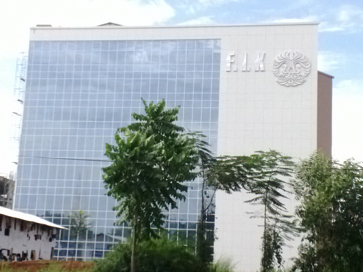 The new building of FIK UI