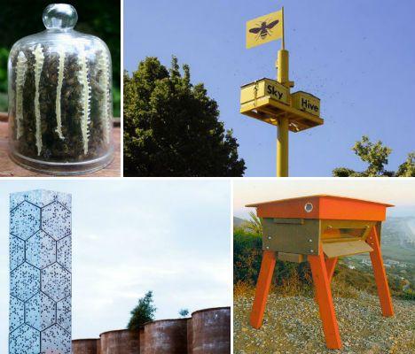 Backyard Beekeeping: 12 Sweet Urban Hive Designs - WebEcoist This.