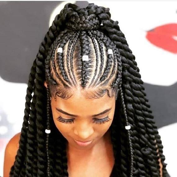 Neueste Afrikanische Geflochtene Frisuren Fur Schwarze Frauen Afrikanische Frauen Frisuren Geflochtene Ne Geflochtene Frisuren Cornrows Cornrow Frisuren