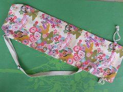 Yoga Mat Bag, Pink