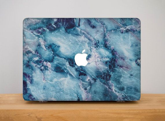 Marble Macbook Cover Marble Macbook Pro 13 Case by PinkPiggyStudio
