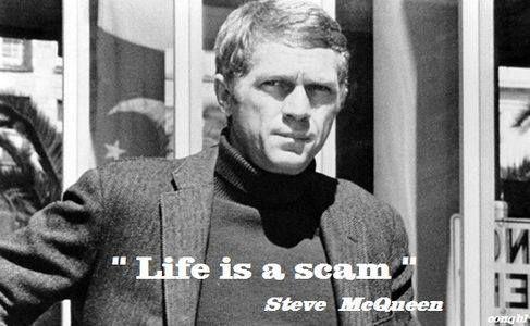 Steve McQueen •