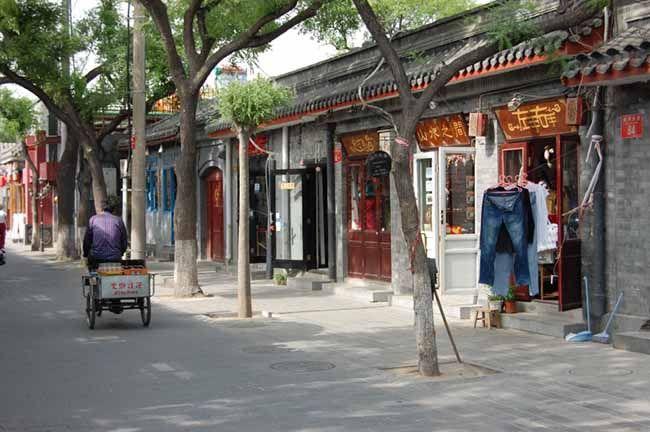 Wisata Beijing China: Beijing Hutongs