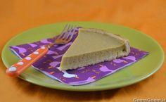 [introduzione] La torta di patate dolci (o sweet potato pie) era l'ultimo tassello che mancava per il mio menu del giorno del Ringraziamento. Inizialmente ero un po' titubante all'idea di fare un dolc
