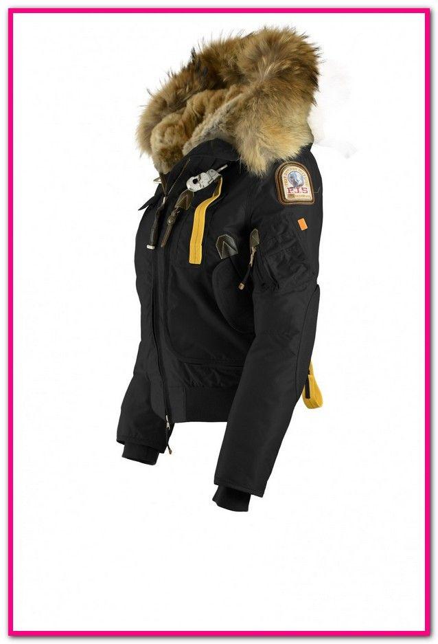 bietet eine Damen Schwarz Jacken Parajumpers Pjs UpLSMGqzV