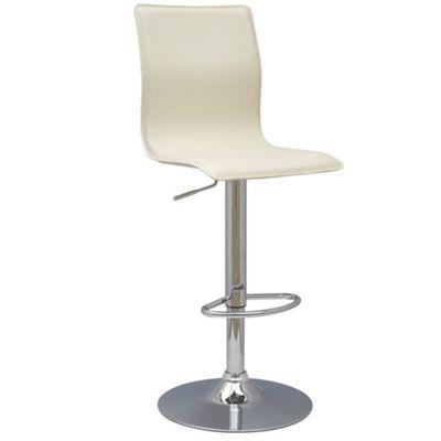 Cream 'Midnight' gas lift stool at debenhams.com