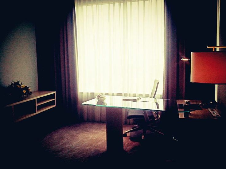 Change your perspective of Kemayoran with Holiday Inn Jakarta Kemayoran #SneakPeak #ExecutiveSuite this morning!