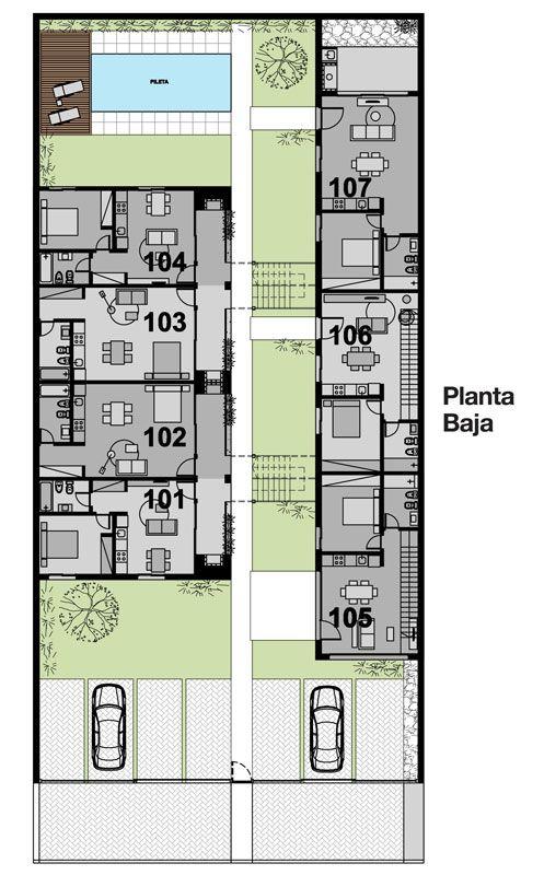 Complejo de viviendas Bora / Vanguarda Architects   Arquimaster