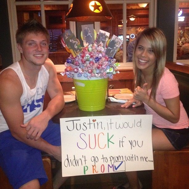 Our Rissy Roo's customer Shelby's lollipop promposal! Click to read the story.