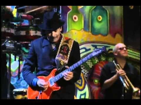 Carlos Santana -- Oye Como Va [[ Official Live Video ]] HD - YouTube