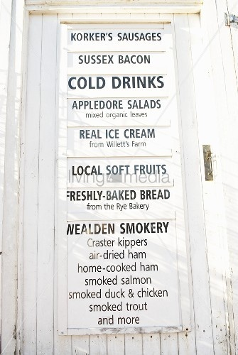 living4media - sign on the door of a food shop in rye, sussex, englandThe Doors, Ideas Pipe, Food Shops, Cafes Ideas, Pipe Dreams