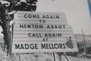 Newton Abbot 1950s