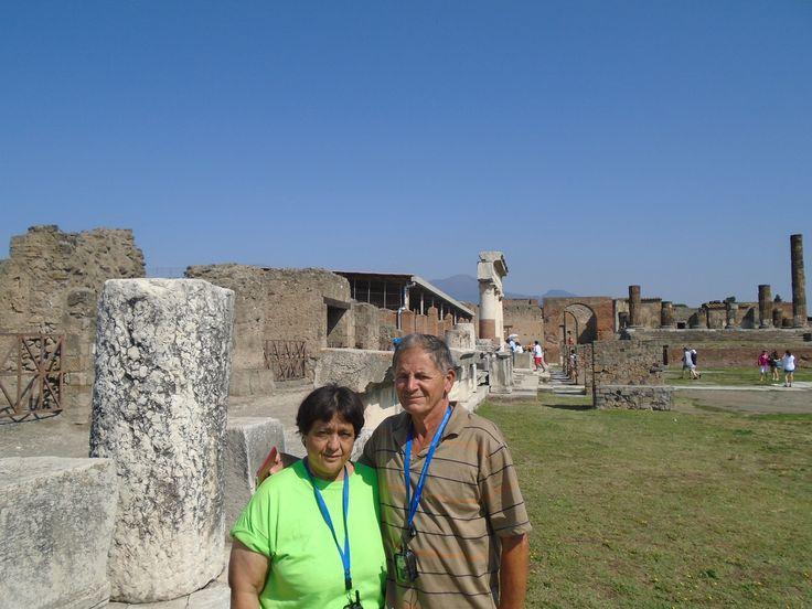 Fotografía: Wirber Hernandez - Pompeya - Circuito Panorama Europeo