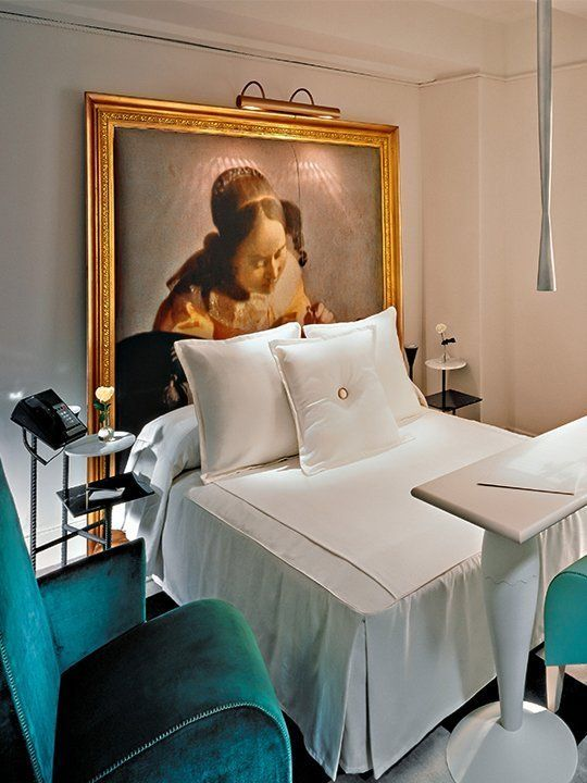 Hotel Room Inspiration: Creative Headboard Ideas To Steal From Seriously Stylish