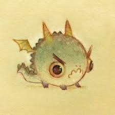 cute dragon drawings tumblr - Google Search