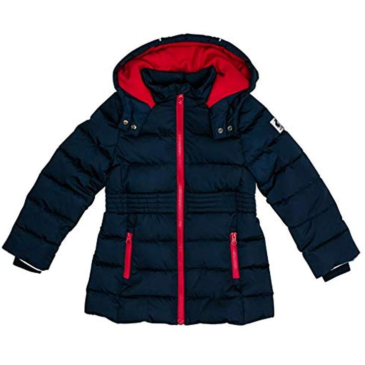 SALT AND PEPPER Mädchen Outdoorjacket Girls Hood Jacke #Bekleidung #Mädchen #B…