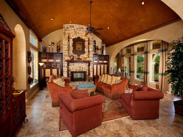 31 Best Tuscan Interior Design Style Images On Pinterest Home