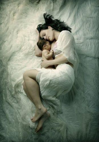 Nap #breastfeeding