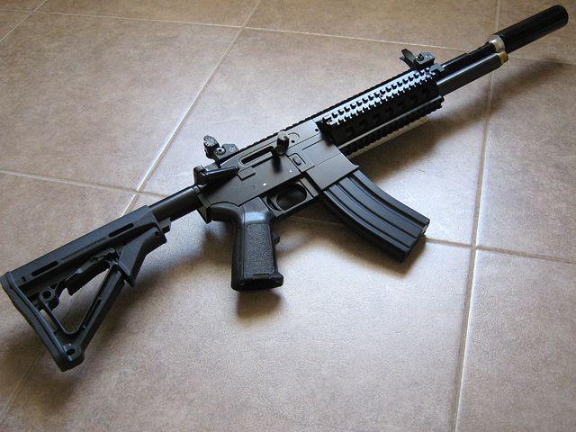 Winchester Air Rifle Semi-Auto MP4