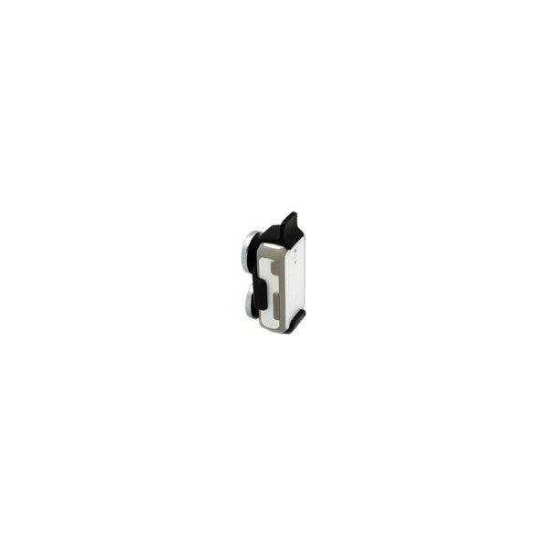 Soporte imantado para el GPS JL-200. Sus dos potentes imanes permiten adosarlo facilmente a los bajos de cualquier vehículo