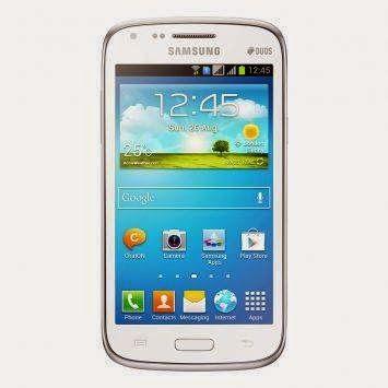 Samsung Galaxy Core - spesifikasi dan harga 2014