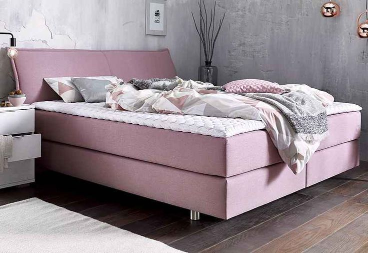 Maintal Boxspringbett inkl. Topper
