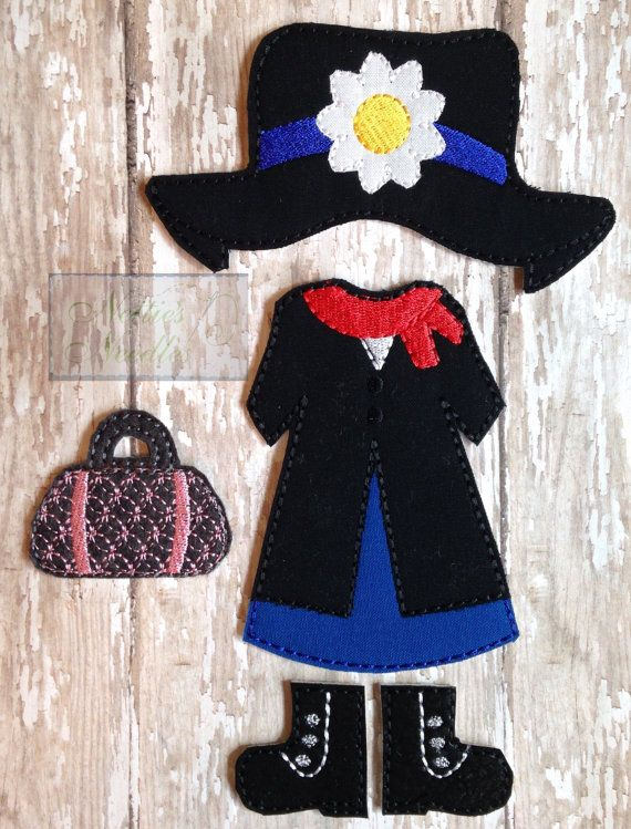 Listing includes: 1 Mary Poppins Dress outfit 1 pair of boots 1 hat 1 carpetbag 1 Bert outfit 1 hat **Please note** My products are