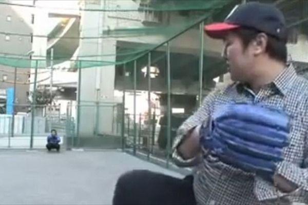 """「安心してください。経験者ですから」甲子園にも出場した""""とにかく明るい安村""""の球が凄い!"""
